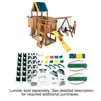 Do-It-Yourself Kodiak Custom Playset