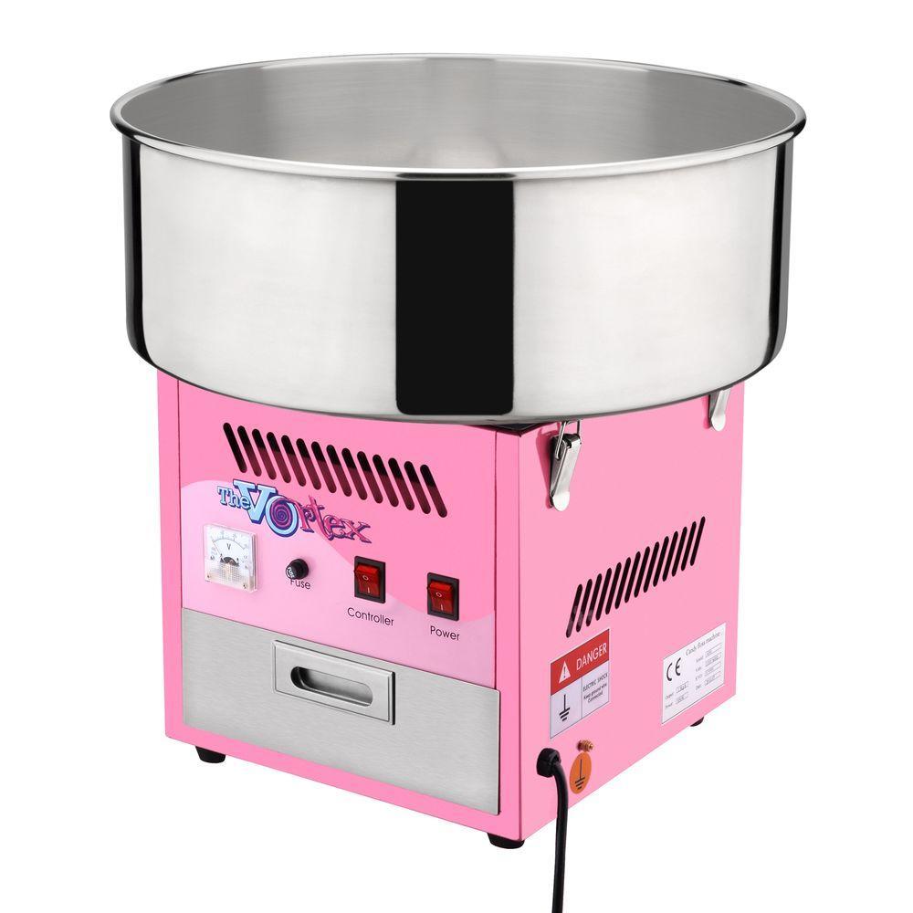 Great Northern-Vortex Commercial Pink Cotton Candy Machine