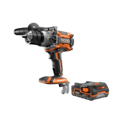 18-Volt OCTANE Cordless Brushless 1/2 in. Hammer Drill/Driver with 18-Volt Lithium-Ion 1.5 Ah Battery