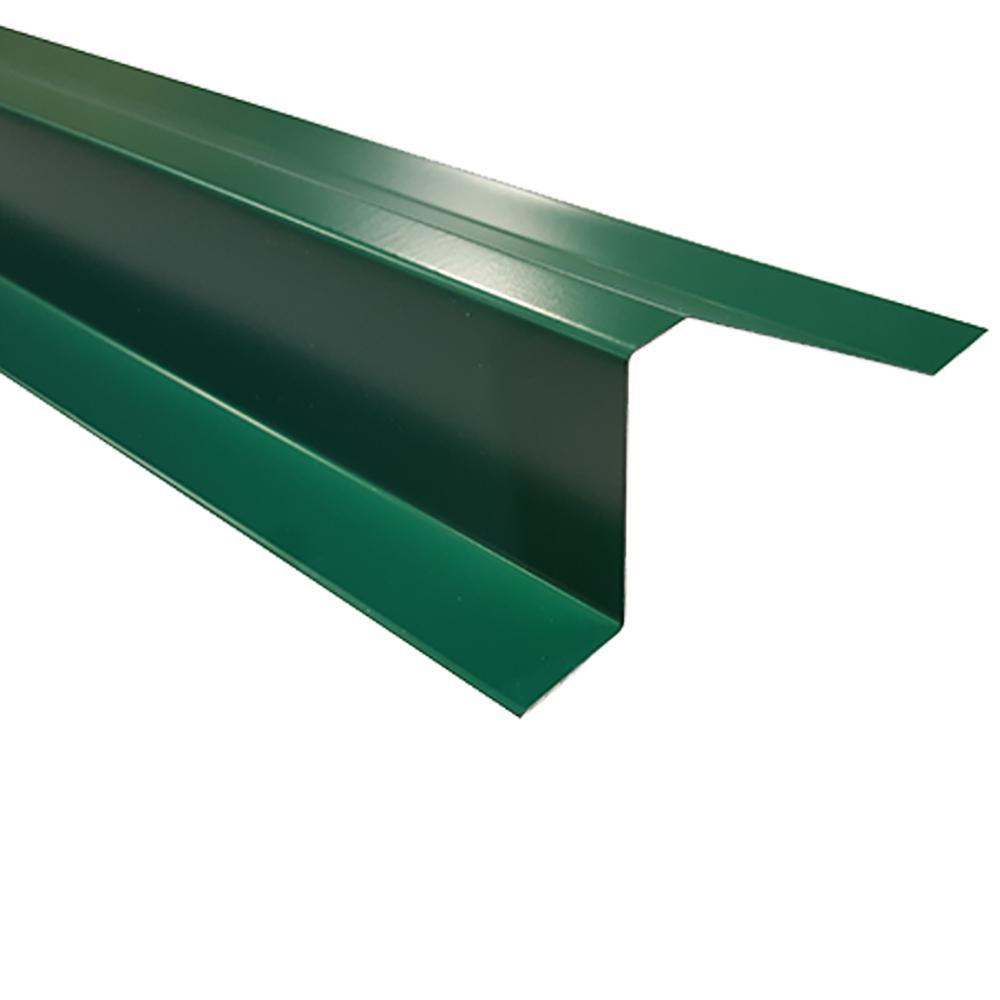 Metal Sales 10 Ft 6 In Metal Snow Guard 29 Gauge Denali