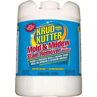 5-gal. Mold and Mildew Stain Remover Plus Blocker