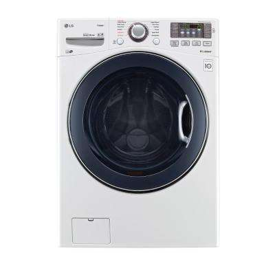 High Efficiency Front Load Washer With Steam And TurboWash In ...