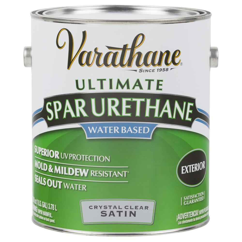 Varathane 1 Gal Clear Gloss 350 Voc Oil Based Exterior