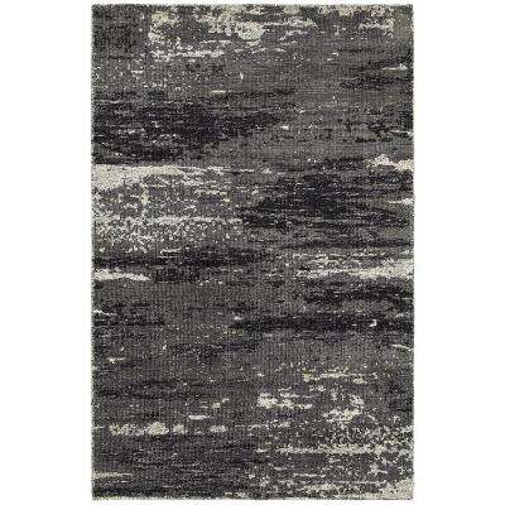 Nisha Gray Multi 10 ft. x 14 ft. Plush Indoor Area Rug