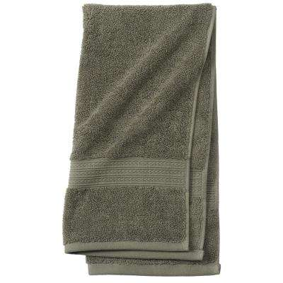 Newport 1-Piece Hand Towel in Moss