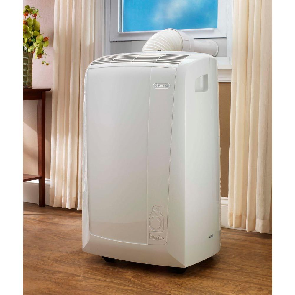 DeLonghi 10,000 BTU 3 Speed Portable Air Conditioner For Up To 350 Sq. Ft.
