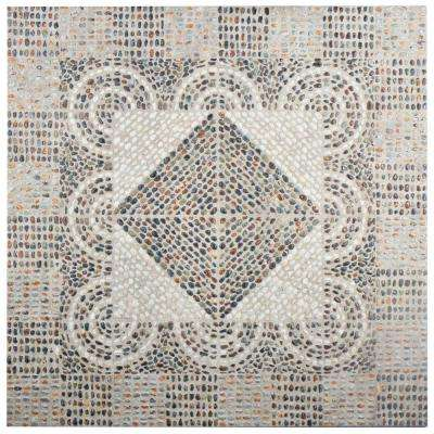 Roma 20-1/4 in. x 20-1/4 in. Ceramic Floor and Wall Tile (20.4 sq. ft. / case)