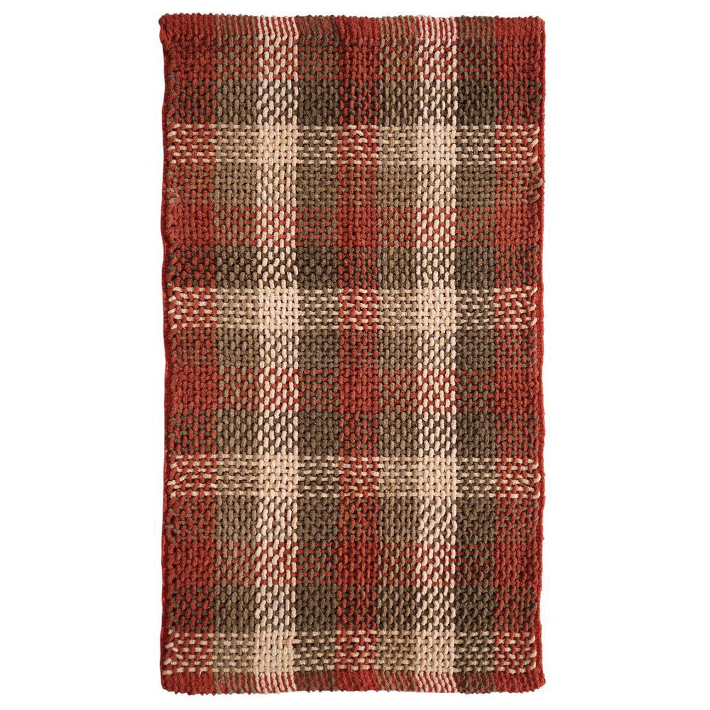 Trafficmaster Discovery Bordeaux 2 Ft X 5 Ft Scatter Rug Mt1001303us The Home Depot
