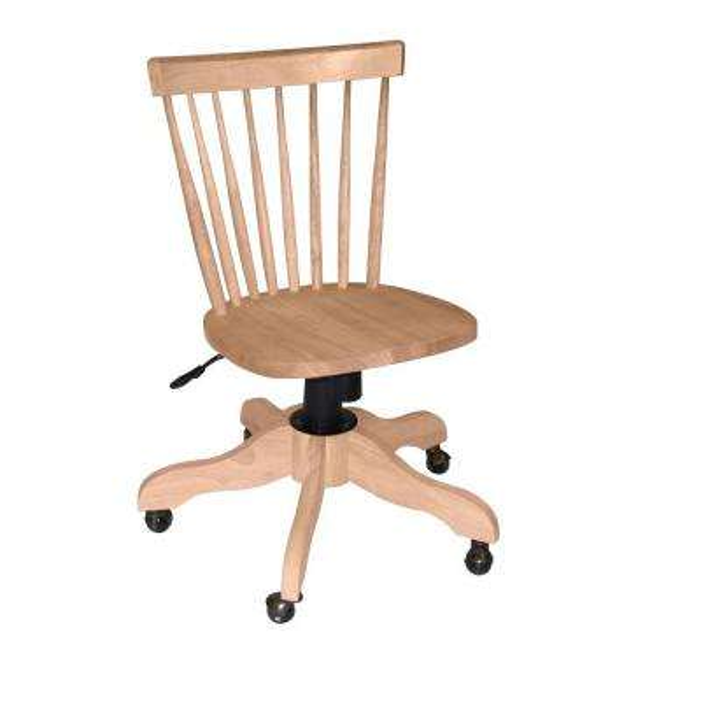 Unfinished Copenhagen Office Chair
