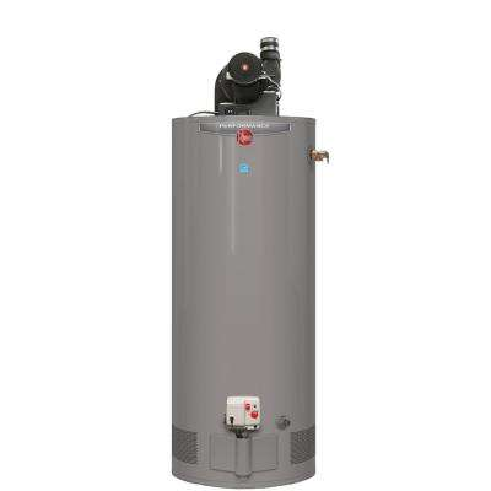 Performance 50 Gal. Short 6 Year 36,000 BTU Natural Gas Power Vent Tank Water Heater