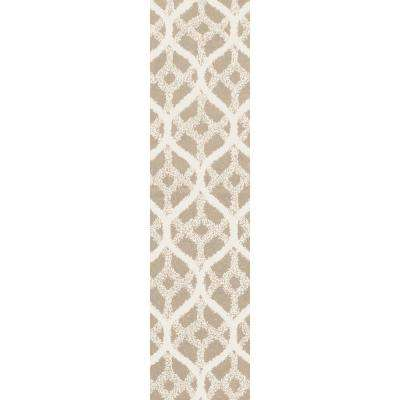 2 X 5 Runner Beige Area Rugs Rugs The Home Depot