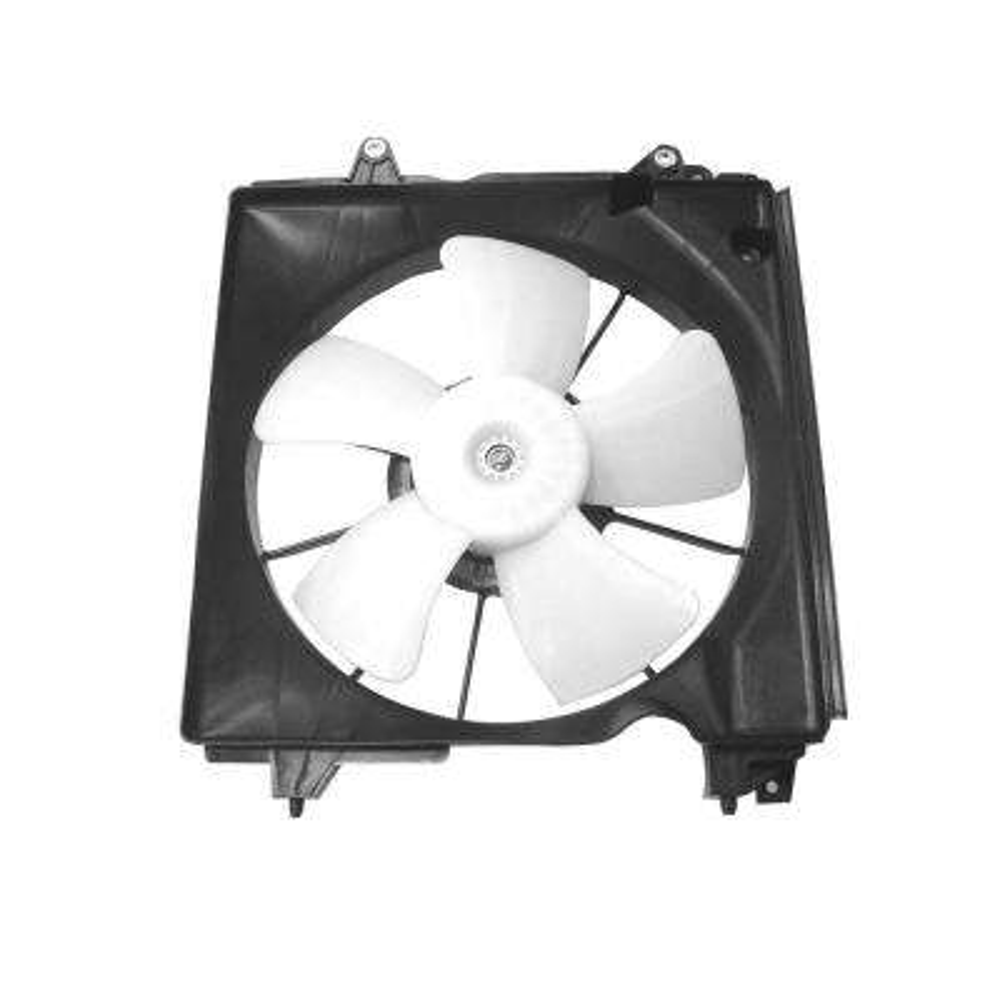 Engine Cooling Fan Assembly - Left