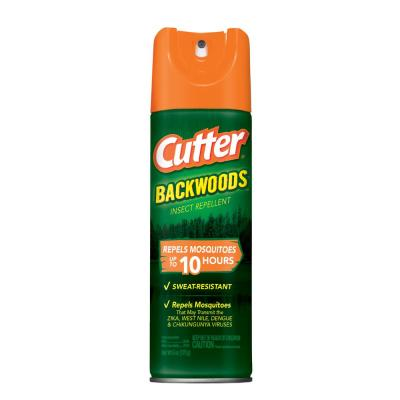 6 oz. Backwoods Insect Repellent Spray Aerosol (12-Pack)