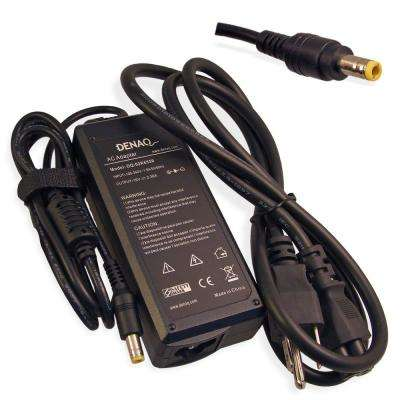 16-Volt 3.36 Amp 5.5 mm-2.5 mm AC Adapter for IBM ThinkPad Series Laptops