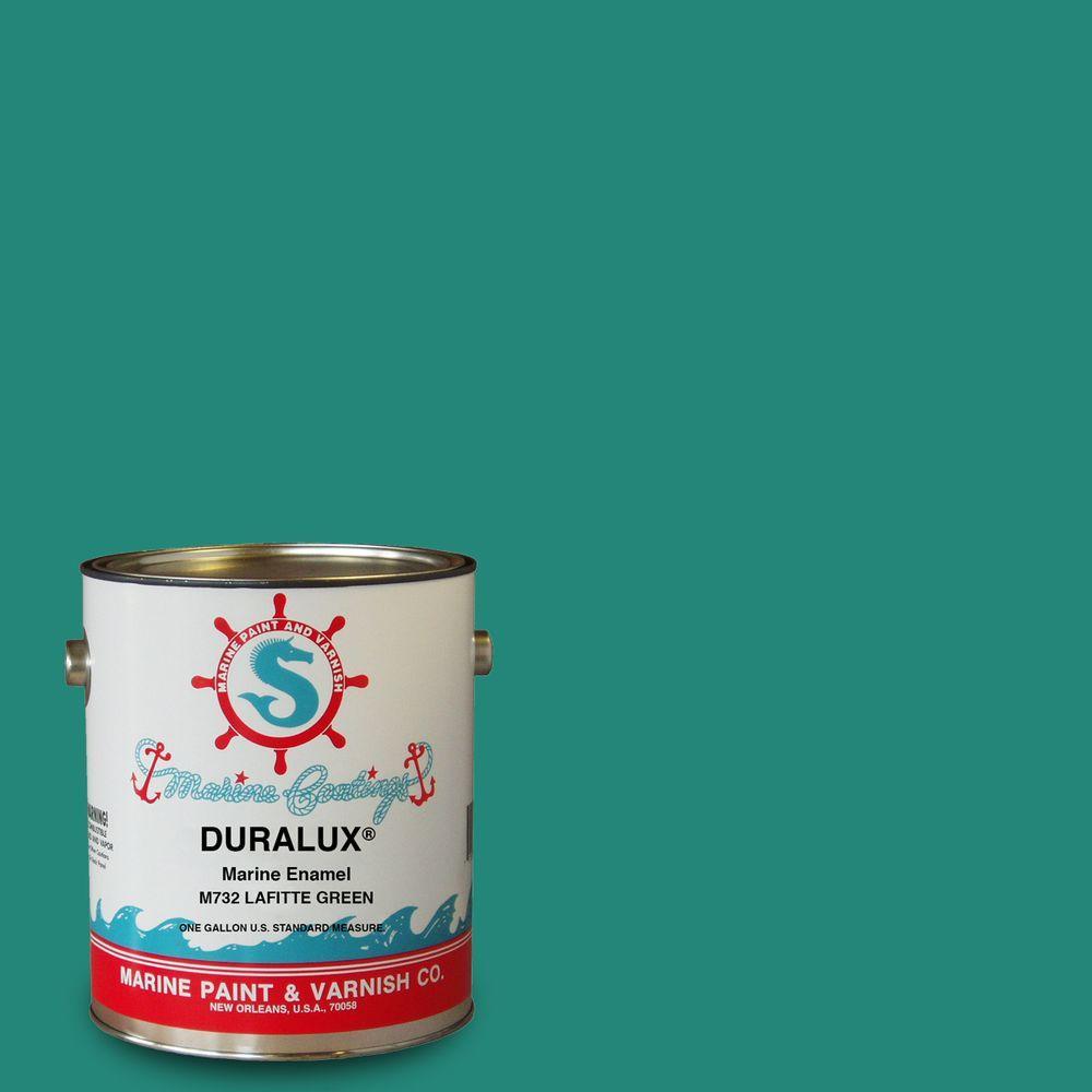 duralux marine paint 1 gal lafitte green marine enamel m732 1 the