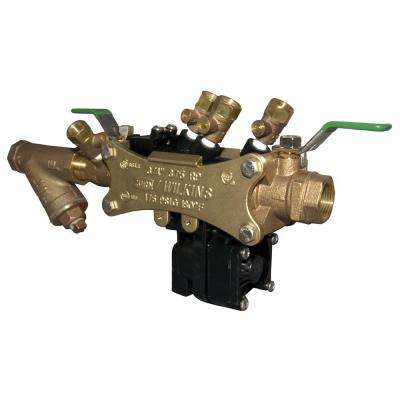 3/4 in. Reduced Pressure Principle Backflow Preventer
