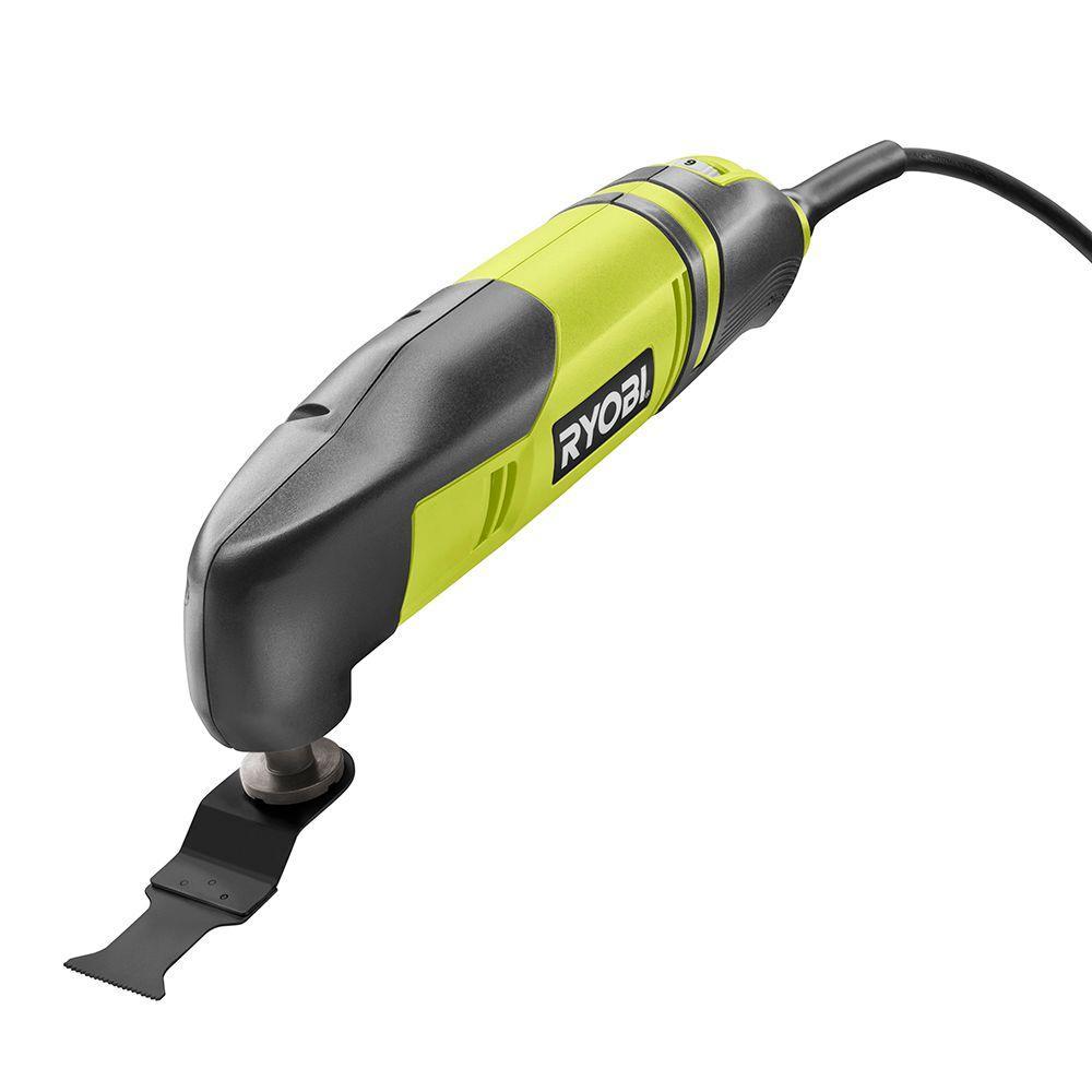 RYOBI 2-Amp Multi-Tool