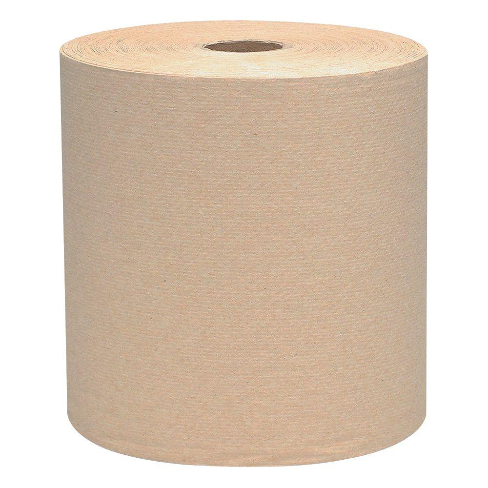 Scott Natural Hard Roll Paper Towels (Case of 12)