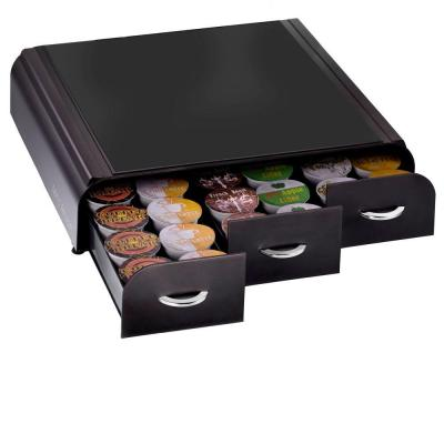 Anchor 36 Capacity K-Cup Drawer in Black
