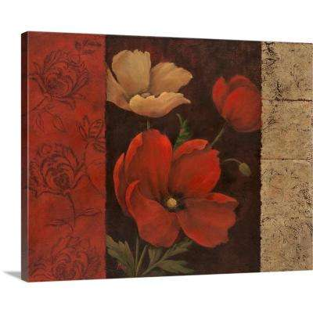 """Garden Treasure I"" by Nan F Canvas Wall Art"