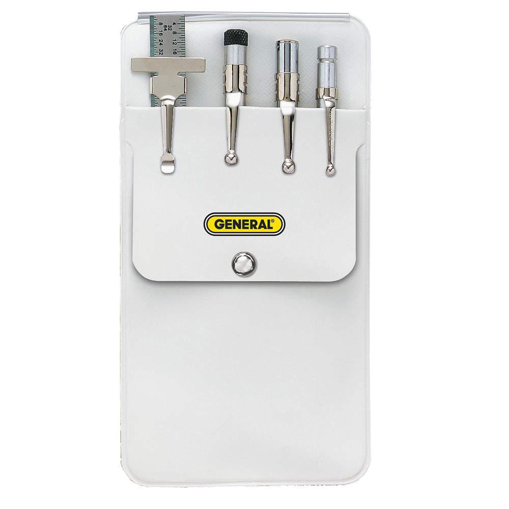 General Tools Marking Set with Pocket Protector