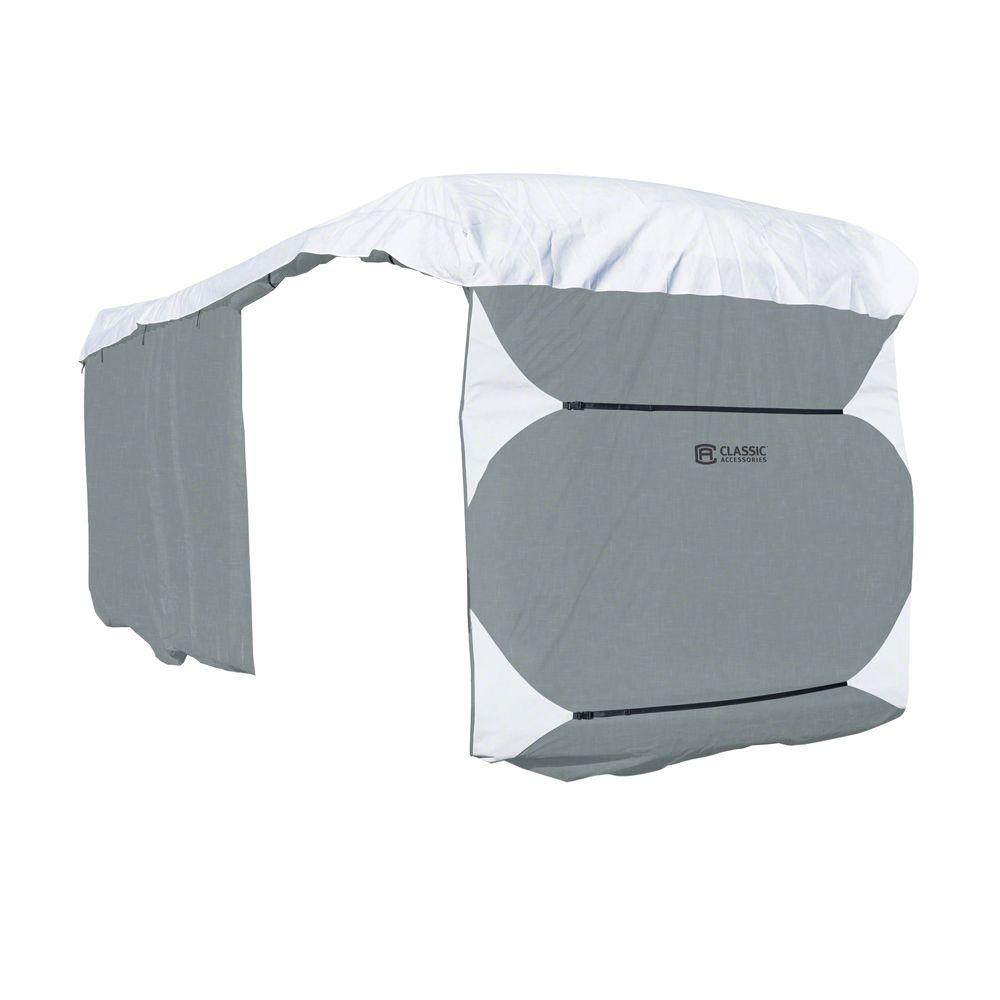 Home Depot Portable Rv Covers : Classic accessories deluxe polypro iii ft class a