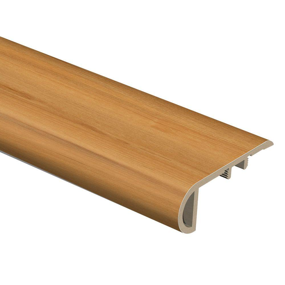 Red Cherry/Warm Cherry 3/4 in. Thick x 2-1/8 in. Wide x
