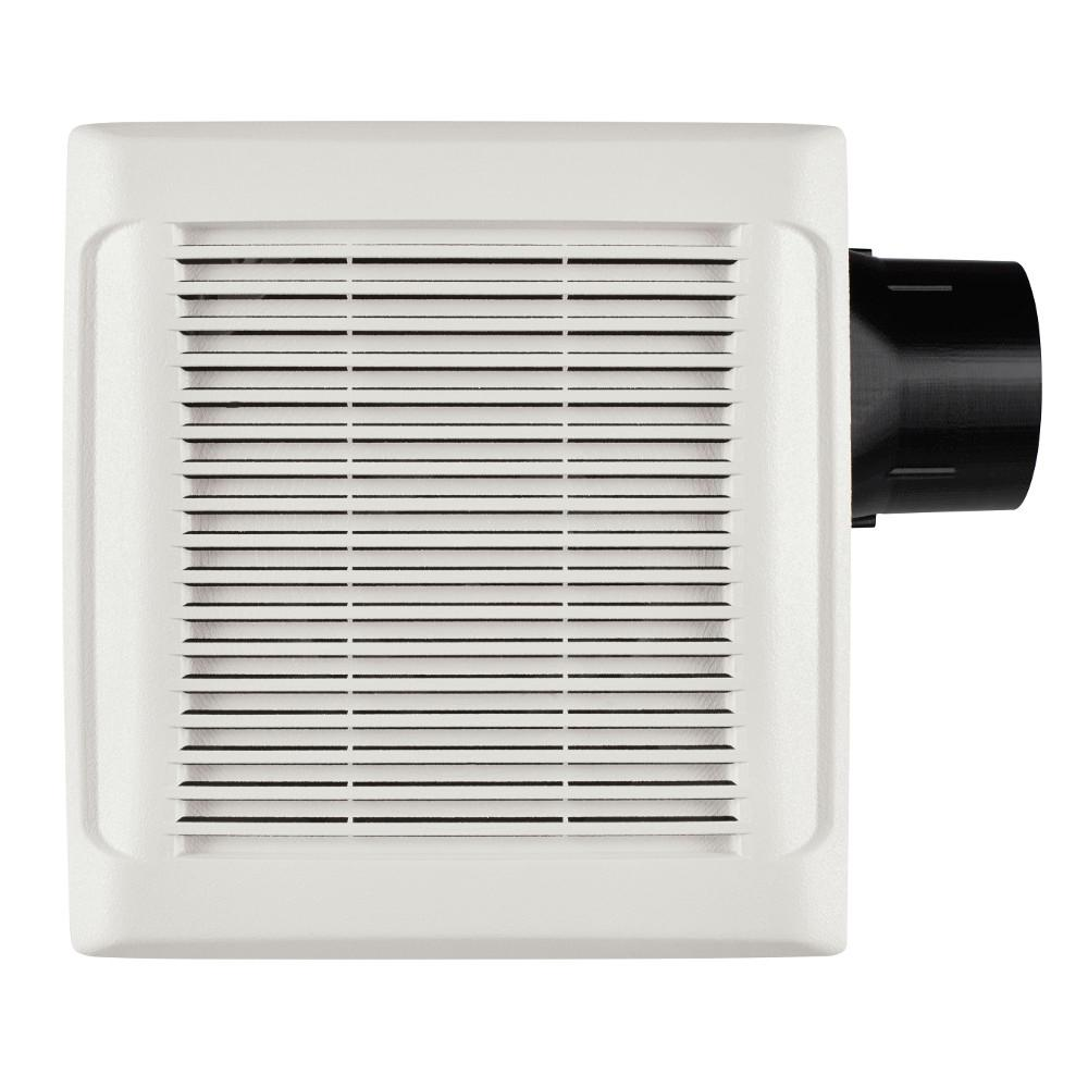 InVent 110 CFM Ceiling Bathroom Exhaust Fan with Humidity ...