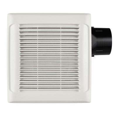 InVent Series 110 CFM Ceiling Room Side Installation Bathroom Exhaust Fan with Humidity Sensing, ENERGY STAR*