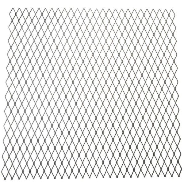 24 in. x 3/4 in. x 24 in. Plain Expanded Metal Sheet