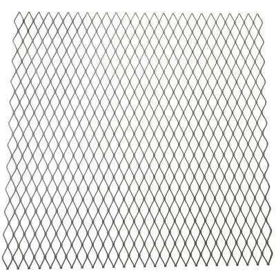 24 in. x 1/2 in. x 12 in. Plain Expanded Metal Sheet