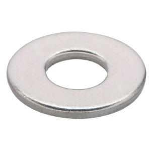 #8 Stainless Steel Flat Washer (50-Pack)