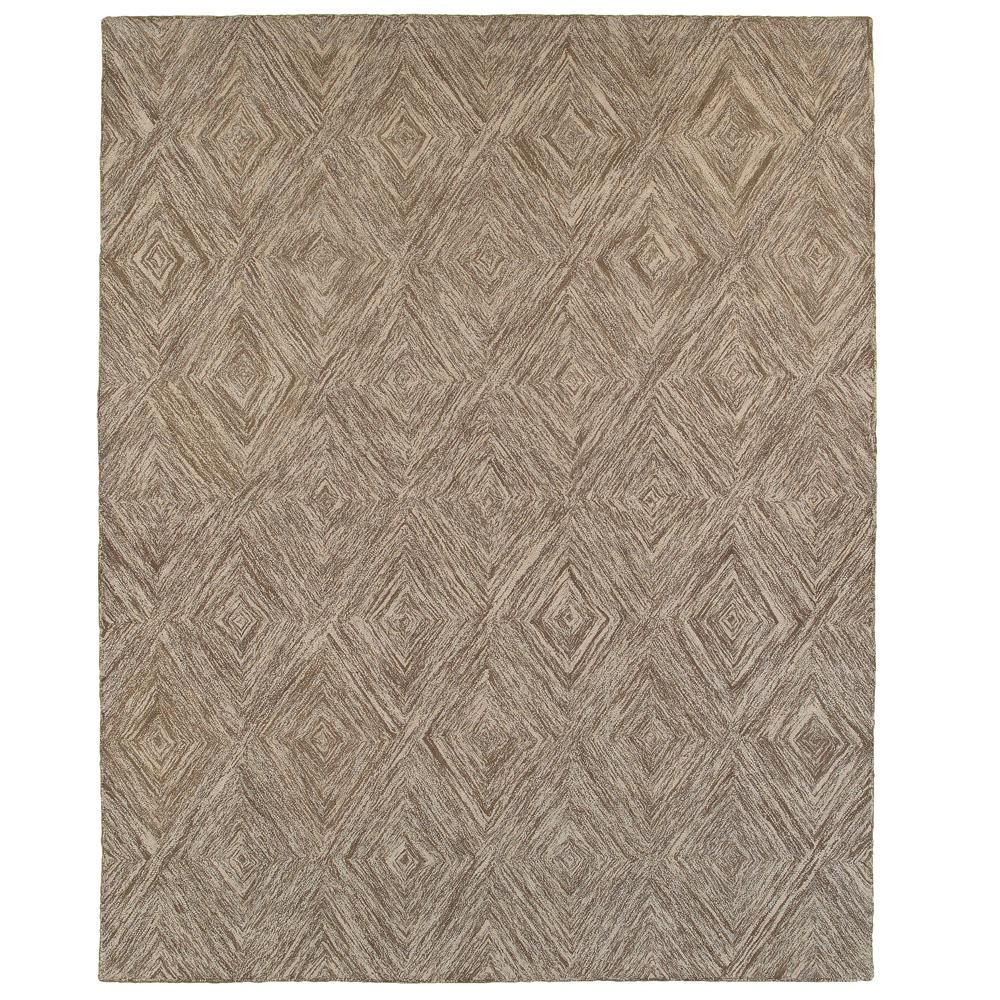 Integrity Wounded Warrior Donator Beige 7 ft. 9 in. x 9