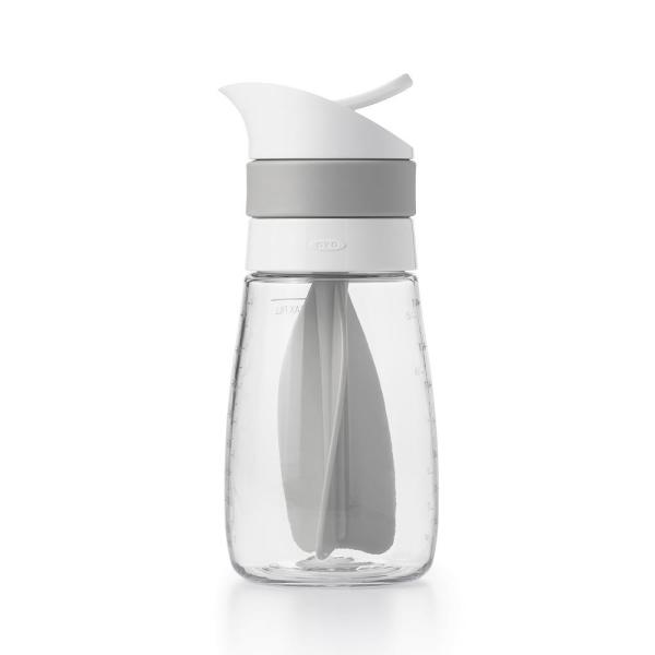 OXO Good Grips Gray Twist and Pour Salad Dressing Mixer