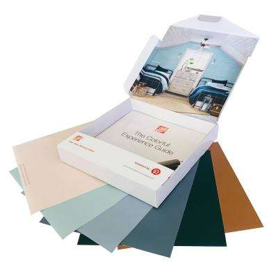 Trend Colors Peel and Stick Paint Sample Kit (6-Count)