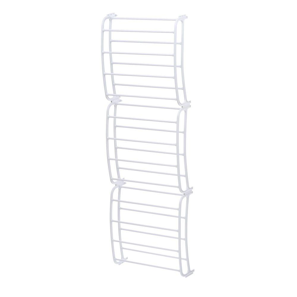 HDX 36-Pair Over-the-Door Shoe Rack