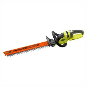 Ryobi One+ 22 in 18V Li-ion Cordless Battery Hedge Trimmer