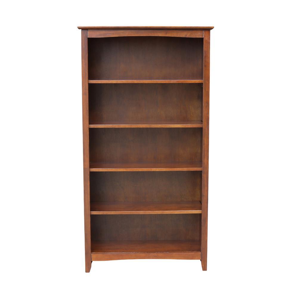 H Bookcase