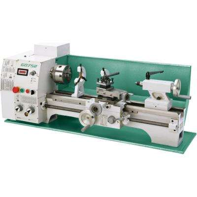 10 in  x 22 in  Variable-Speed Lathe
