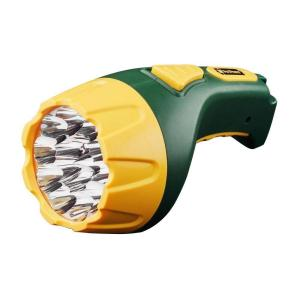 Power By Go Green 15 LED Rechargeable Flashlight by Power By Go Green