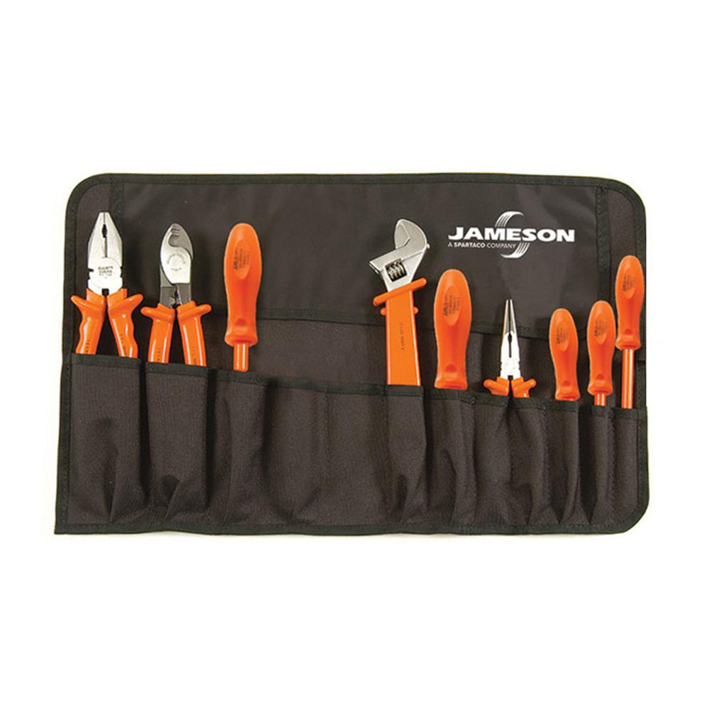 9-Piece 1000-Volt General Purpose Insulated Tool Set