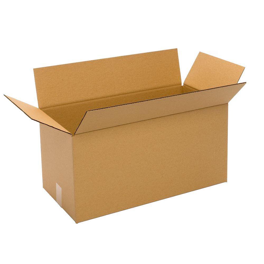 Pratt Retail Specialties 24 in. L x 16 in. W x 12 in. D Moving Box (15-Pack)