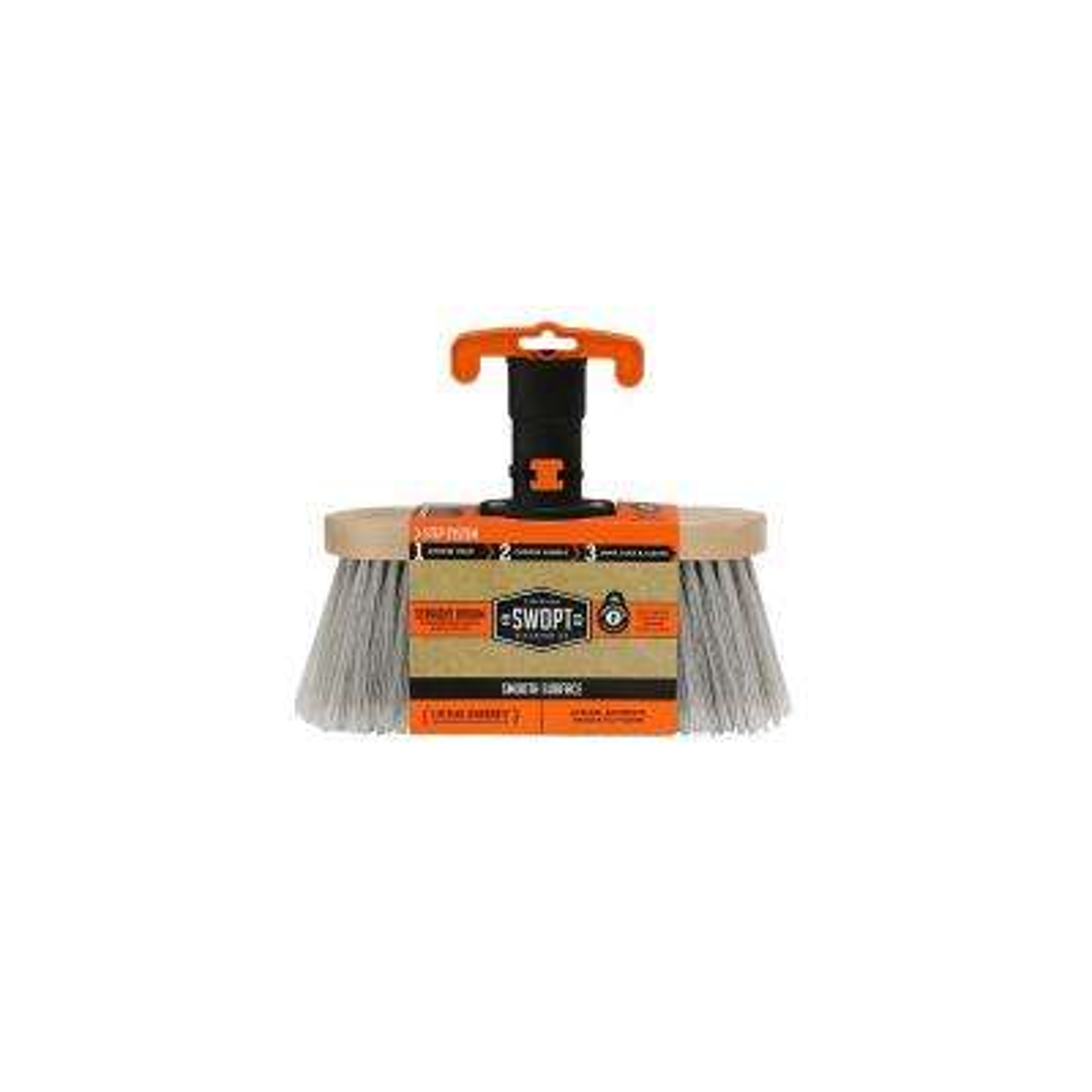 Premium Smooth Surface Straight Broom Head