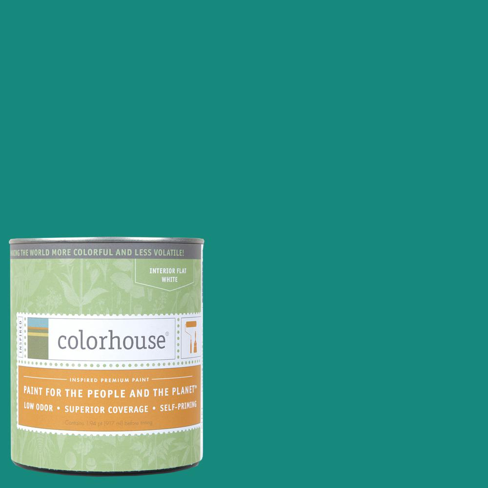 Colorhouse 1 qt. Dream .05 Flat Interior Paint