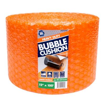5/16 in. x 12 in. x 100 ft. Perforated Bubble Cushion Wrap (2-Pack)