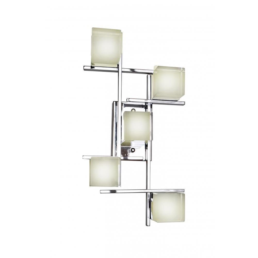 Nova LED 5-Light Flush Mount/Wall Mount