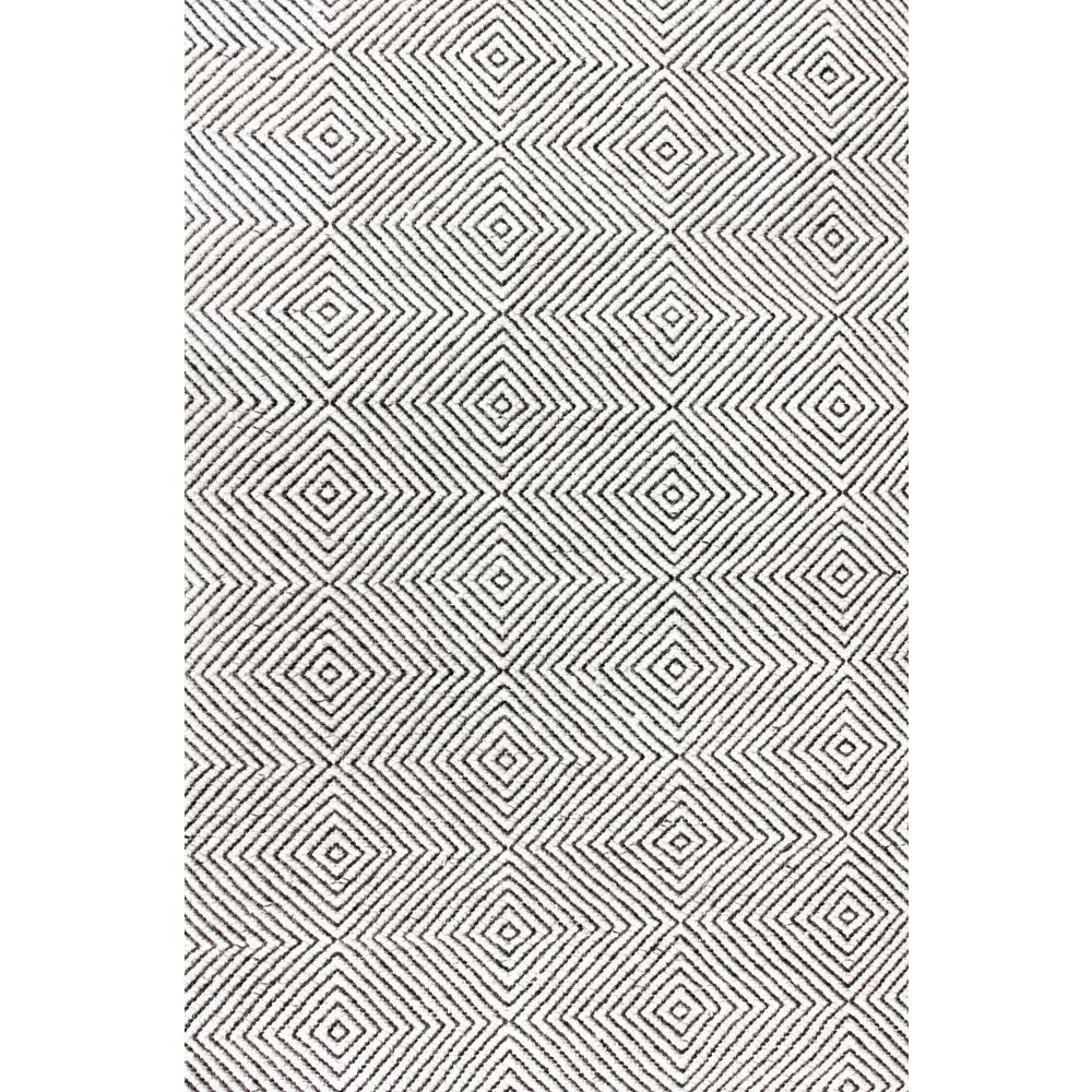 Nuloom Black And White Rug: NuLOOM Kierra Ivory 8 Ft. X 10 Ft. Area Rug-MTSF01A-76096