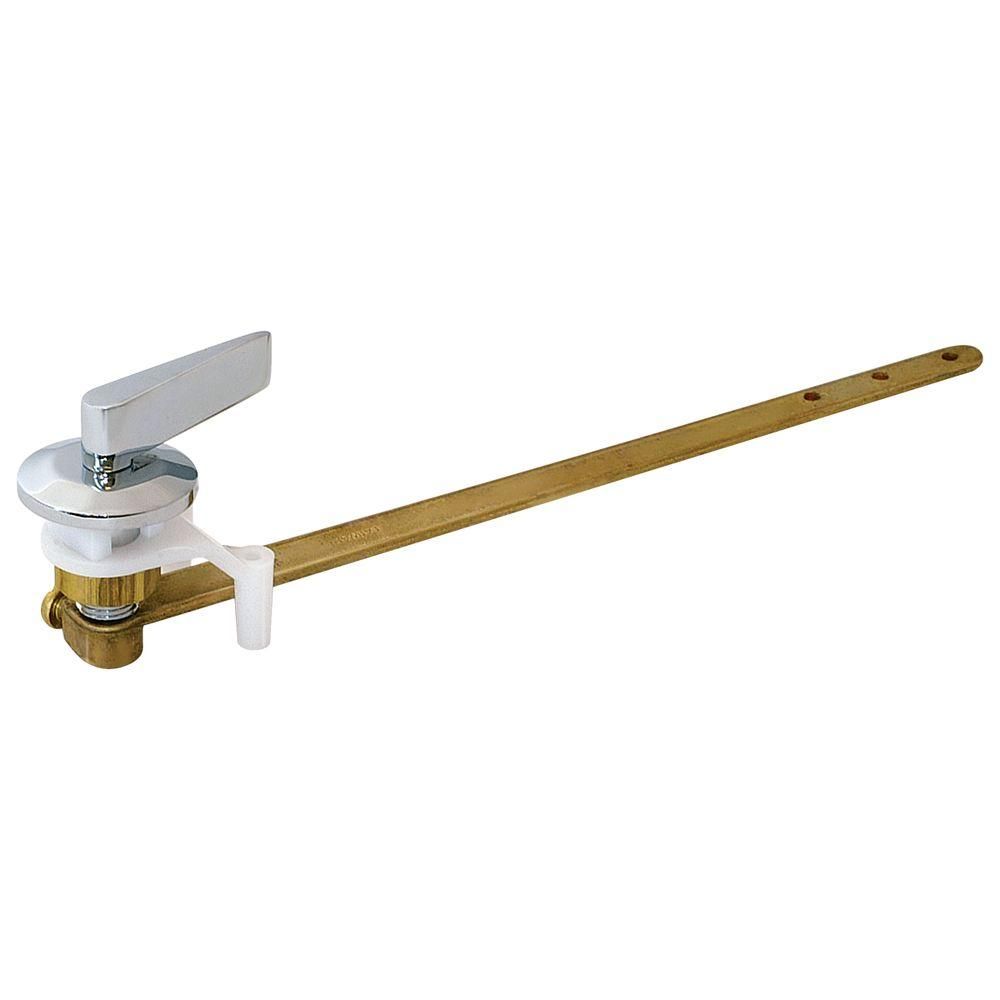 EZ-FLO 8.5 in. Heavy-Duty Solid Brass Toilet Tank Lever with Chrome Handle