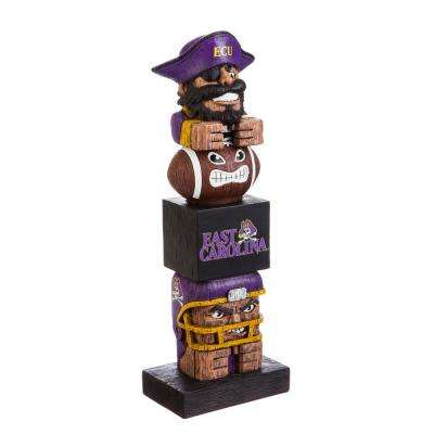 East Carolina University Tiki Totem Garden Statue