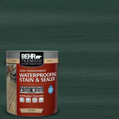 #ST-114 Mountain Spruce Semi-Transparent Weatherproofing Wood Stain